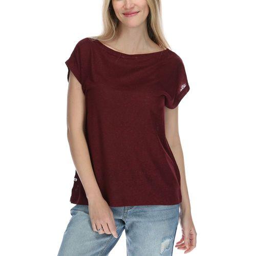 Polera Mujer Linen S/S Knit