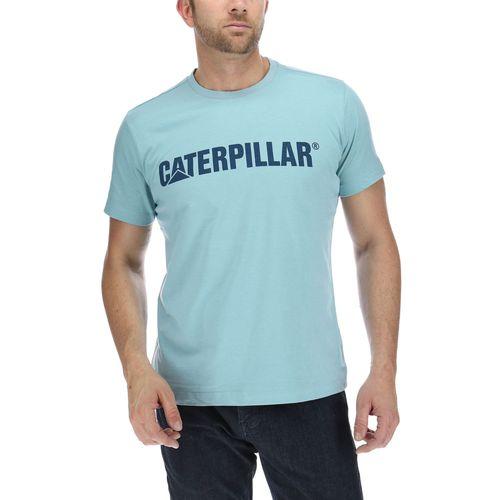 Polera Hombre Caterpillar Logo