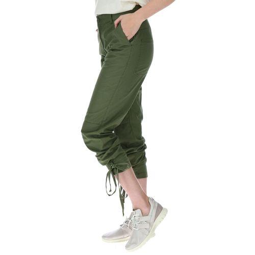 Pantalón Mujer Cargo Crop